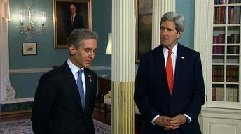 Kerry: Russia has put pressure on Moldova