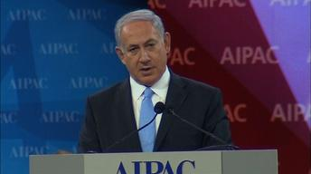 News Wrap: Netanyahu says Iran sanctions should increase