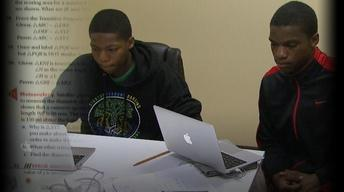 Seeking tech 'genius' among disadvantaged teens