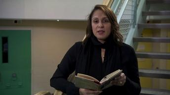Natasha Trethewey reads her poem 'Benediction'
