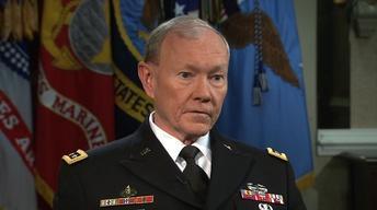 Dempsey: U.S. seeks diplomatic resolution to Ukraine crisis