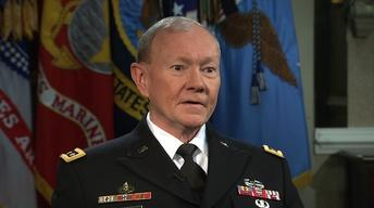 Two books General Dempsey is reading