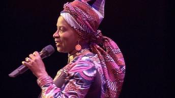 Angélique Kidjo creates human connections through song