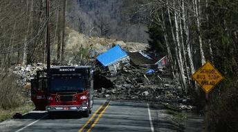 Washington mudslide is 'nightmare scenario' for rescue team