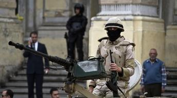 Dissent in Egypt persists despite mass trials