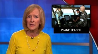 News Wrap: Flight 370 search follows promising pings