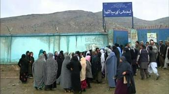High voter turnout is blow to Taliban in Afghanistan