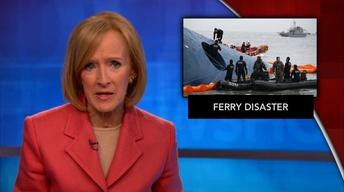 News Wrap: Families blame captain for ferry disaster