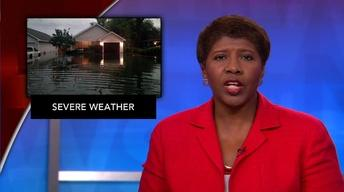 News Wrap: Slow-moving Southern storm produces record rain