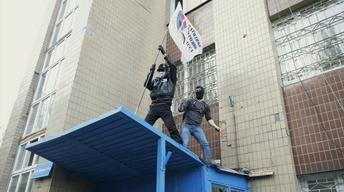 Increased tension felt on the ground in Donetsk