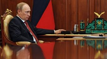 Is Putin trying to diffuse the Ukraine crisis?