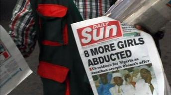 U.S., U.K. pledge help finding abducted Nigerian schoolgirls
