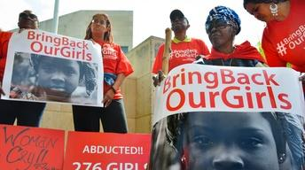 Can outside nations help rescue missing Nigerian girls?