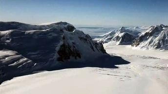 Antarctic ice sheet past 'point of no return'