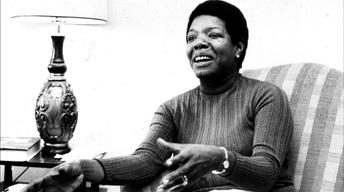 Remembering Maya Angelou's iconic voice