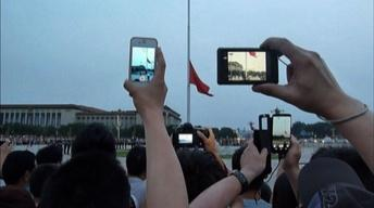 Silence covers 25th anniversary of Tiananmen Squaremassacre