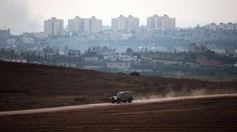 Israel's U.S. ambassador on Gaza ground invasion prospects
