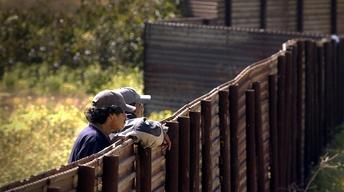 Pushing for better Border Patrol staffing, not troops