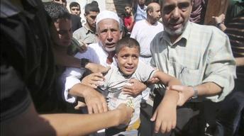 Violence in Gaza muddles long-term peace talks