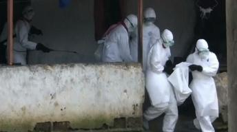 Keeping safe in Ebola territory