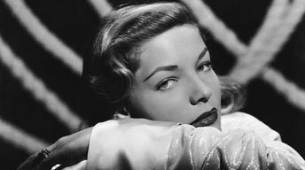 Lauren Bacall lit up the screen with glamour and strength