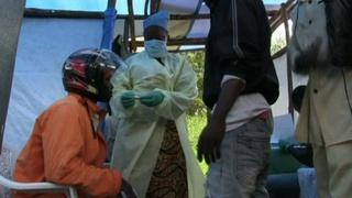 What do health workers need to continue Ebola fight?