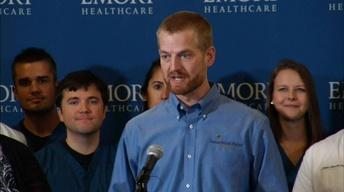 American doctor speaks out about his Ebola recovery