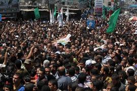 Killing of three leaders deals demoralizing blow to Hamas