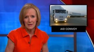 News Wrap: Russian convoy rolls into Ukraine
