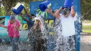 How will ALS ice bucket challenge money be spent?