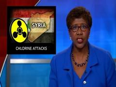 News Wrap: UN accuses Syria of additional poison gas attacks
