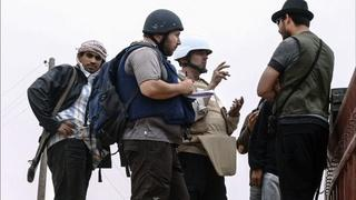 How should the U.S. respond to Steven Sotloff's killing?