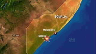 News Wrap: U.S. airstrike targeted Somali militant leader