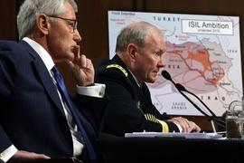 Will U.S. military advisors in Iraq join ground combat?