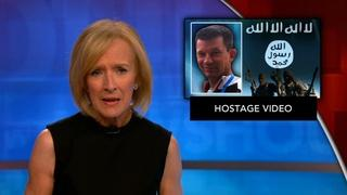 News Wrap: Islamic State releases video of British hostage