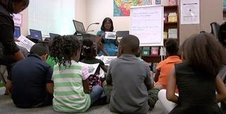 How much does mandatory extra reading time help students?
