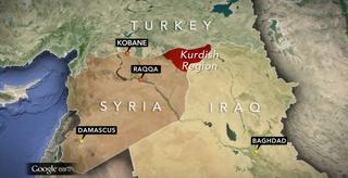 How intense have Syria airstrikes been so far?
