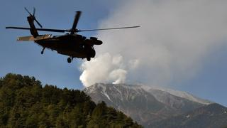 Fears of another volcanic eruption rattle Japan