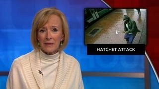 News Wrap: NYC police call hatchet attack a 'terrorist act'