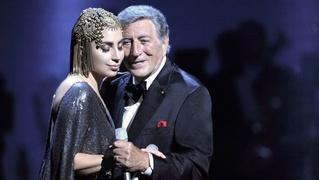 Tony Bennett goes Gaga on 'Cheek to Cheek'