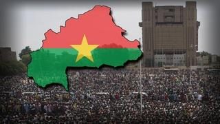 Washington watching political turmoil for ally Burkina Faso