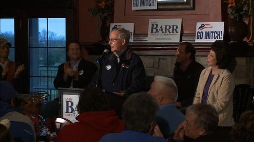 PBS NewsHour full episode Nov. 3, 2014 Video Thumbnail
