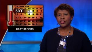 News Wrap: Last month was hottest October on record