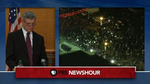 PBS NewsHour full episode Nov. 24, 2014 Video Thumbnail