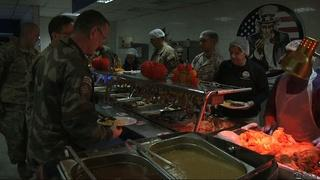 News Wrap: Thanksgiving Day celebrated at home and abroad