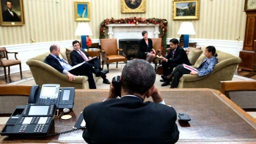 PBS NewsHour full episode Dec. 17, 2014 Video Thumbnail