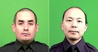 Shock, frustration surround shootings of NYPD officers