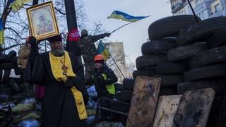 Ukraine-Russia conflict doesn't stop at the church door