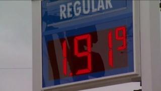Did plunging gas prices boost holiday spending?