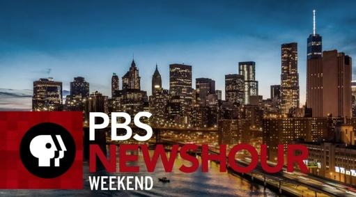 PBS NewsHour Weekend full episode Jan 10, 2015 Video Thumbnail